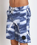G-Star Divad Swim Shorts Imperial Blue, view 3