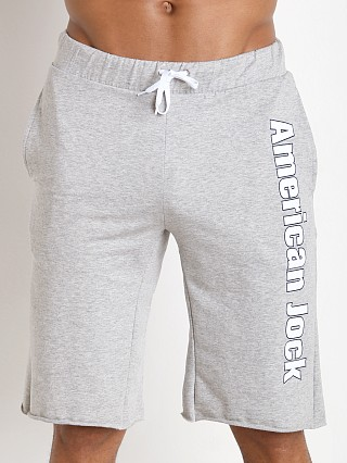 You may also like: American Jock Warm-Up Short Heather Grey