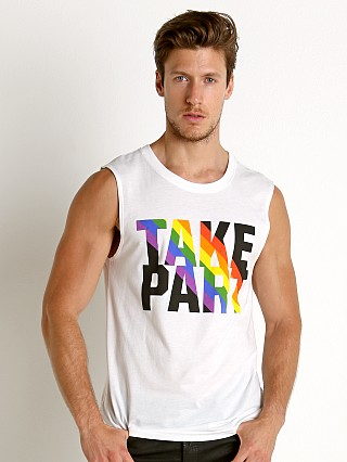 Complete the look: Speedo Rainbow Pride Muscle Shirt Rainbow Brights