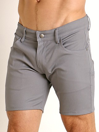 You may also like: LASC Cotton Twill 5-Pocket Shorts Grey