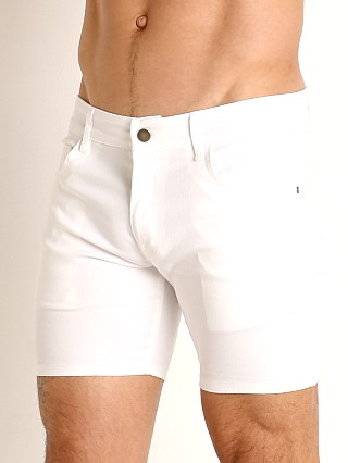 You may also like: LASC Cotton Twill 5-Pocket Shorts White