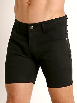 You may also like: LASC Cotton Twill 5-Pocket Shorts Black