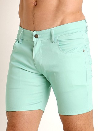 You may also like: LASC Cotton Twill 5-Pocket Shorts Ocean