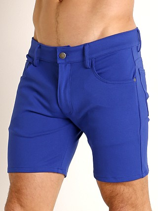 You may also like: LASC Stretch Jersey 5-Pocket Shorts Cobalt