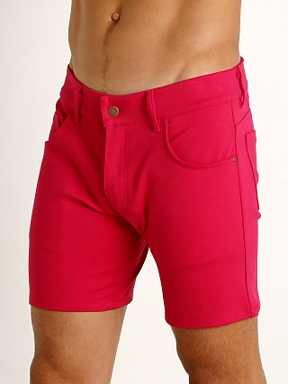 You may also like: LASC Stretch Jersey 5-Pocket Shorts Fuchsia