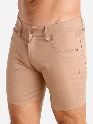 You may also like: LASC Cotton Twill 5-Pocket Shorts Dark Khaki