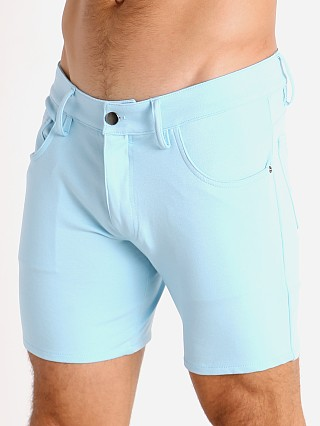 You may also like: LASC Stretch Jersey 5-Pocket Shorts Baby Blue