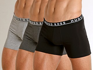 You may also like: Hugo Boss Cotton Stretch Boxer Briefs 3-Pack Grey/Charcoal/Black