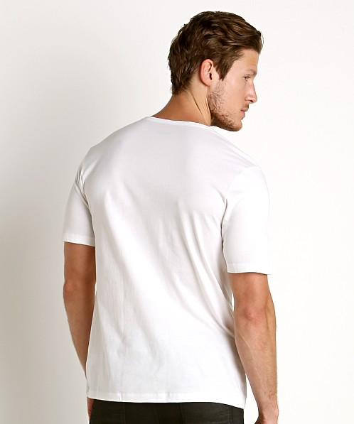 Hugo Boss 100% Cotton T-Shirt 3-Pack White