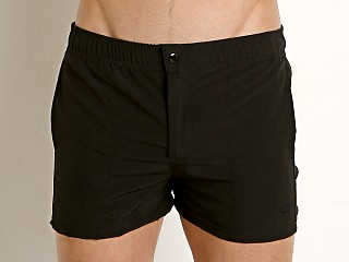 Complete the look: LASC Malibu Swim Shorts Black