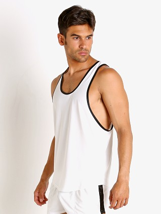 Complete the look: LASC Matte Jersey Tank Top White