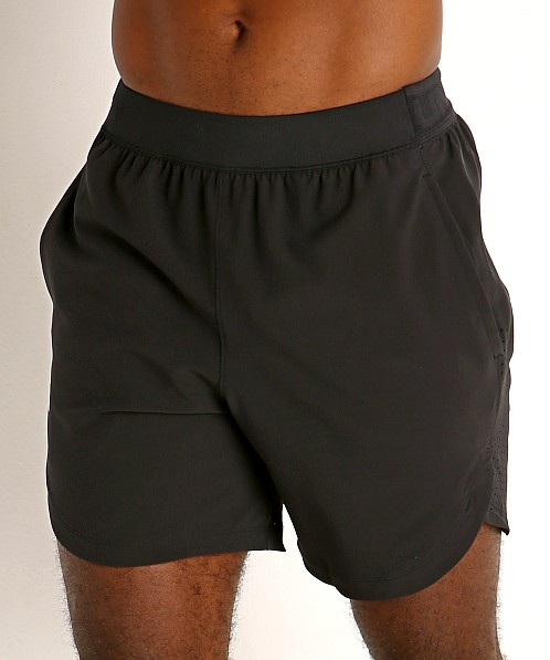 Under Armour Stretch Woven Shorts Black/Metallic Solder