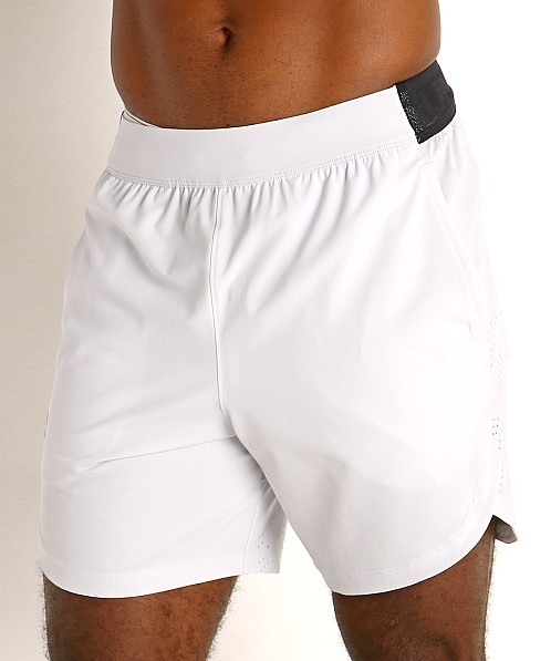 Under Armour Stretch Woven Shorts Halo Gray/Metallic Solder