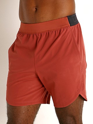 Under Armour Stretch Woven Shorts Cinna Red/Metallic Solder