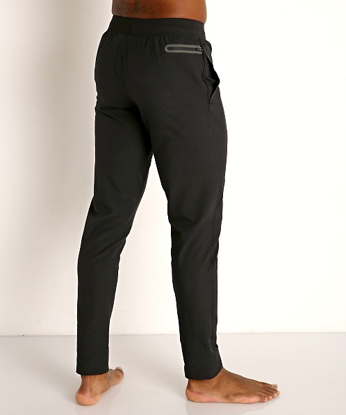 Under Armour Flex Woven Tapered Pants Black/Pitch Gray