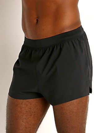Under Armour Launch Split Running Short Black/Reflective