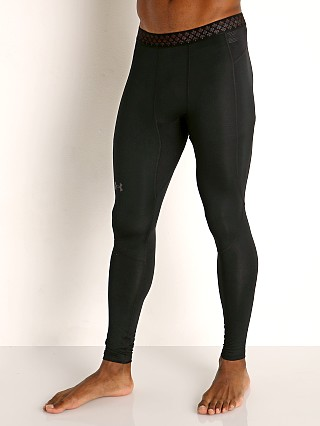 Under Armour Cold Gear Rush 2.0 Leggings Black/Reflective