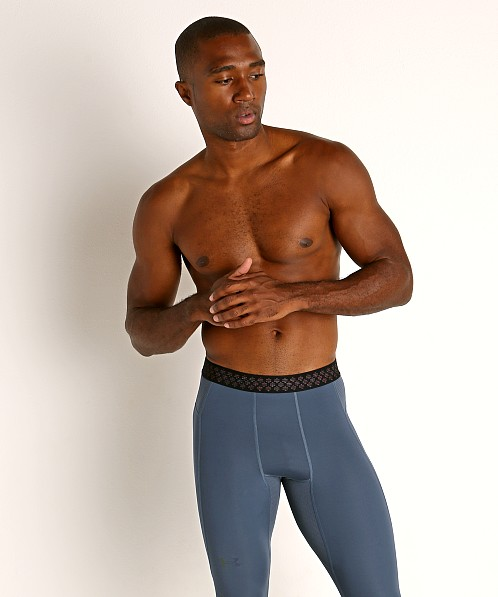 Under Armour Cold Gear Rush 2.0 Leggings Mechanic Blue