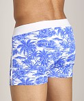 Sauvage Vintage Bali Retro Swimmer Blue Hawaii, view 4
