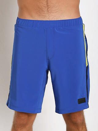 You may also like: Sauvage Active Microfiber Mesh Detail Casual Short Cobalt