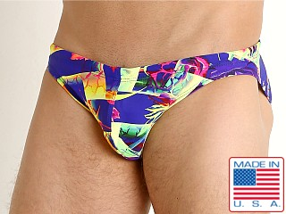 LASC St. Tropez Low Rise Swim Brief Forest Photos
