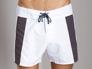 You may also like: Sauvage Boardwalk Surf Trunks White/Charcoal
