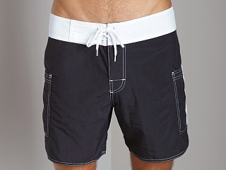 You may also like: Sauvage Pocketed Board Shorts Black/White