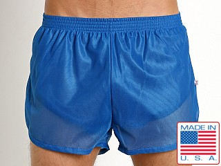 American Jock Sprint Sheer Trainer Short Royal
