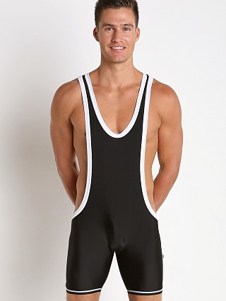 You may also like: American Jock GYM Zephyr Wrestling Singlet Black