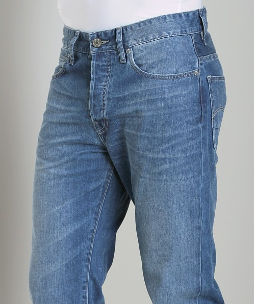 G-Star 3301 Straight Jeans Snatch Denim