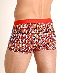 Calvin Klein CK One Camo Micro Low Rise Trunk Fury Print, view 4