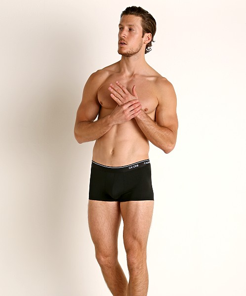 Calvin Klein CK One Micro Low Rise Trunk Black