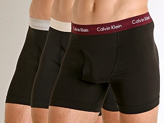 You may also like: Calvin Klein Cotton Stretch Boxer Brief 3-Pack Black Multi