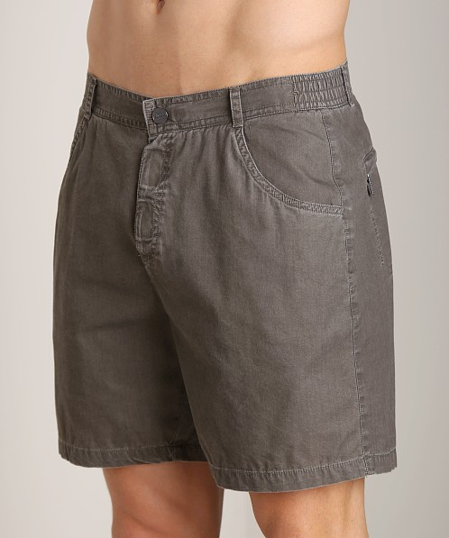 Hugo Boss Sunfish Swim Boxer Taupe