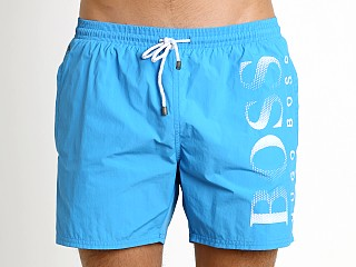 Hugo Boss Octopus Swim Shorts Turquoise