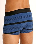 Hugo Boss Stripe Trunk Blue, view 4