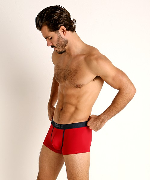 Hugo Boss Move Trunk Red