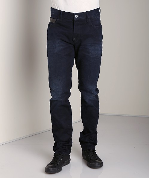 G-Star Blades Tapered Jeans Mazarine Denim