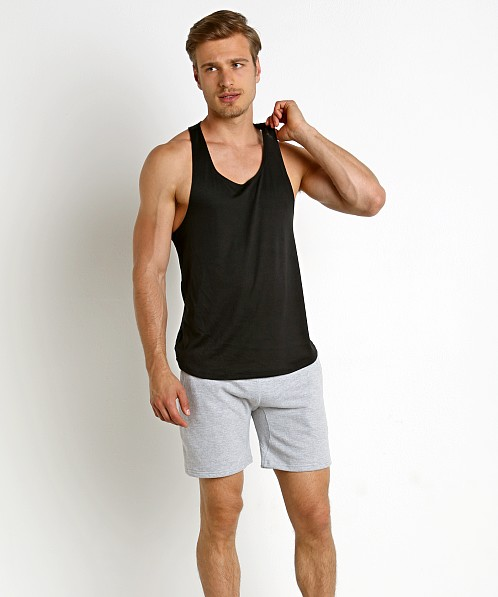 LASC Gym Tank Top Black