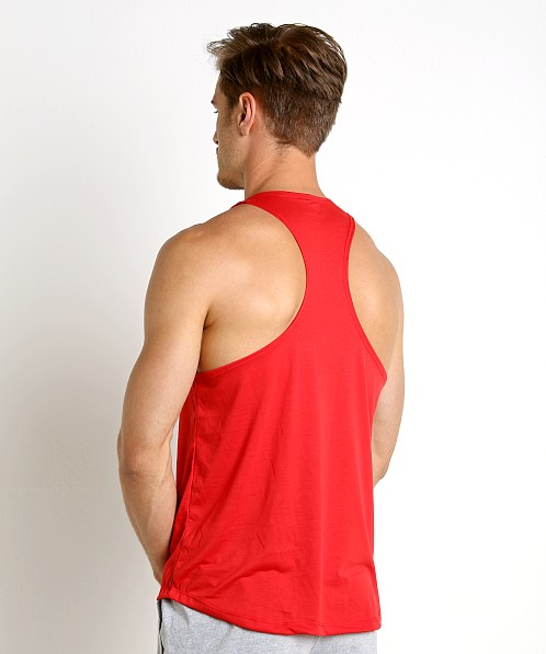 LASC Gym Tank Top Red