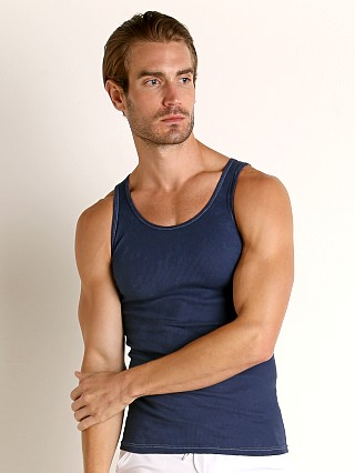 You may also like: LASC Ribbed Tank Top Navy
