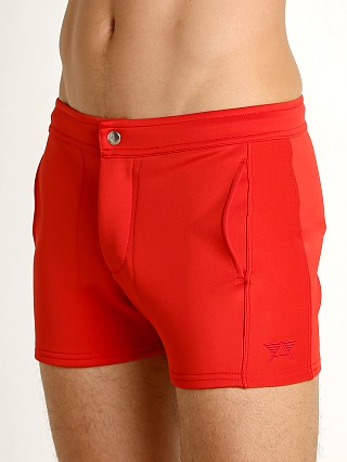 You may also like: LASC Retro Coach's Short Red