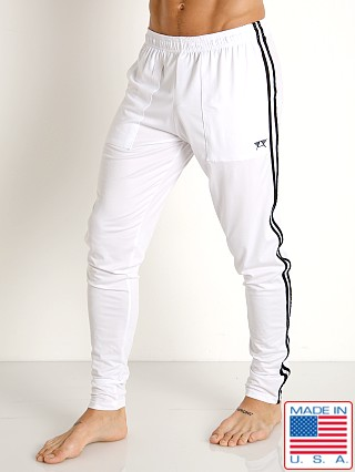 LASC Performance Gymnast Pant White