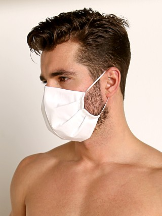 Complete the look: LASC 100% Cotton Face Mask