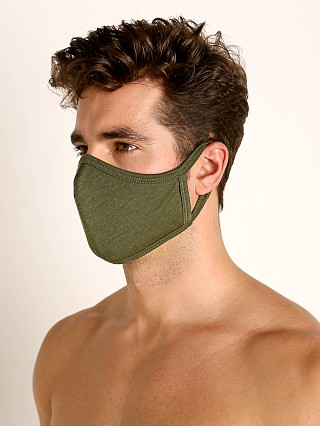You may also like: LASC Stretch Cotton Face Mask Army Green