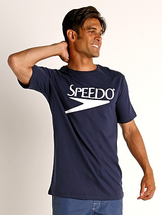 You may also like: Speedo Vintage Logo T-Shirt Navy