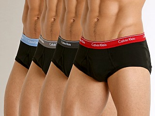 You may also like: Calvin Klein Cotton Classics Briefs 4-Pack Black Multi