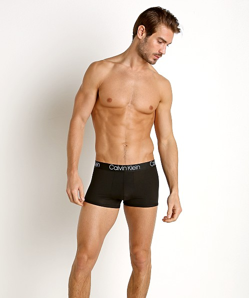 Calvin Klein Ultra Soft Modal Trunk Black
