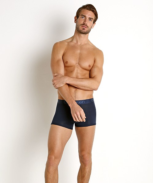 Calvin Klein Ultra Soft Modal Trunk Blue Shadow