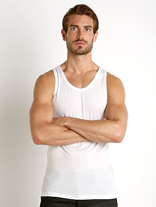 You may also like: Calvin Klein Ultra Soft Modal Lounge Tank Top White